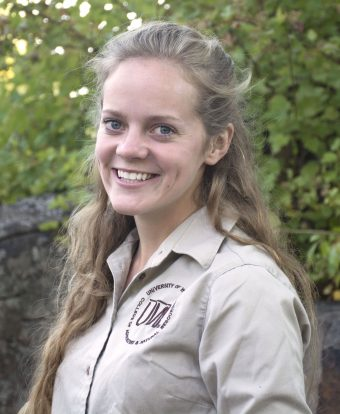 Madison Clark : Ag Ambassador Secretary