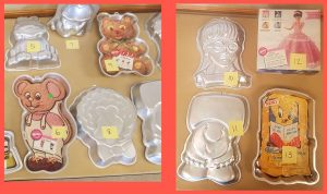 Character Cake Pans