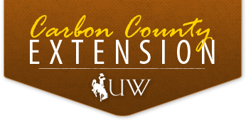Carbon County - University of Wyoming Extension