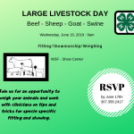 Large Livestock Clinic