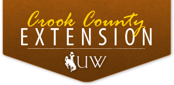 Crook County - University of Wyoming Extension