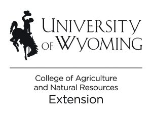 University of Wyoming | College of Agriculture and Natural Resources Extension Vertical Display
