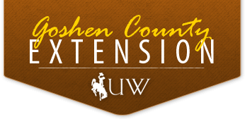Goshen County - University of Wyoming Extension