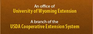 University of Wyoming Extension