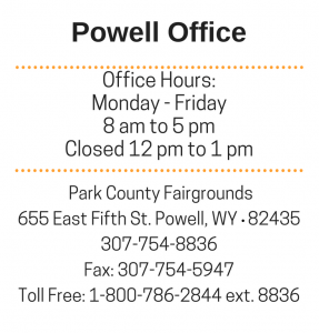 Powell Office Hours
