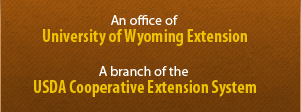 University of Wyoming Extension