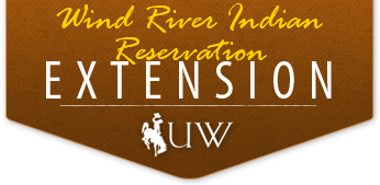 Wind River Indian Reservation - University of Wyoming Extension